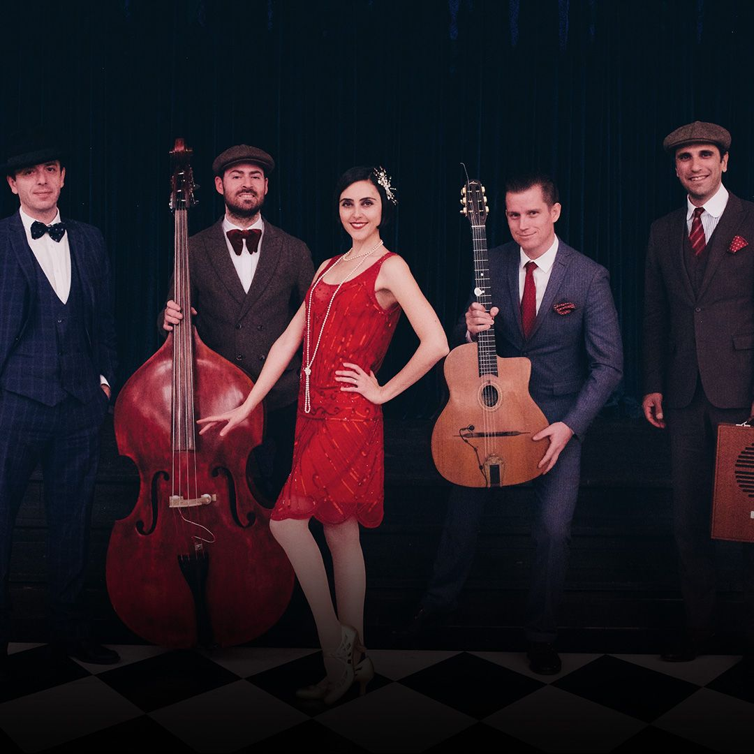 Flapper Swing концерты в Турции